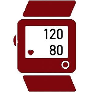 Foto Long-term blood pressure measurement